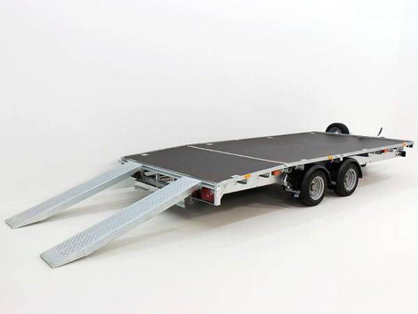 Hochlader 225x477cm 3,5t offenTyp:LM 167 Beavertail
