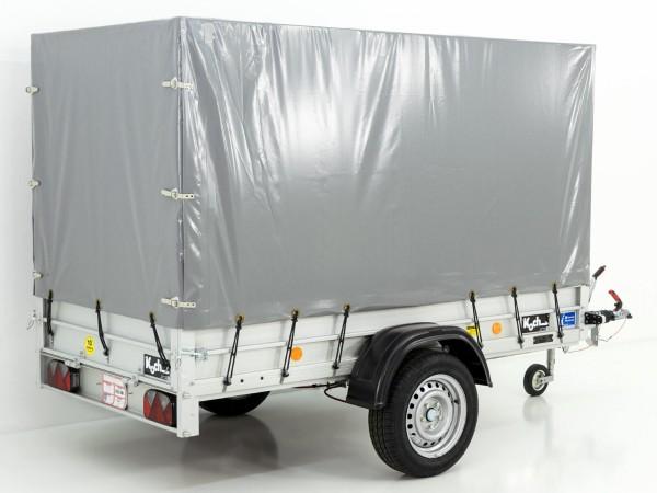 Koch-Anhänger 125x250cm 1200kg Typ 4.12 Hobby Line mit Hochplane 150cm