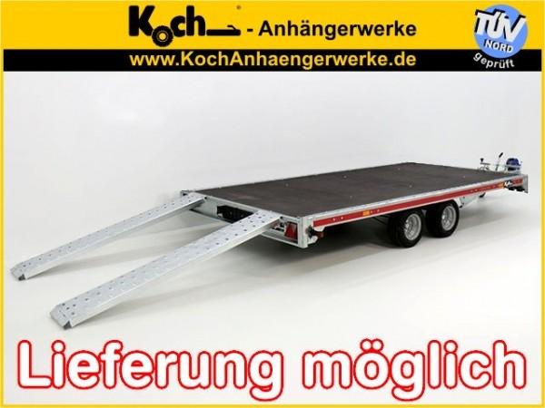 Autotrailer Universal 215x400cm 2,7t Aktion