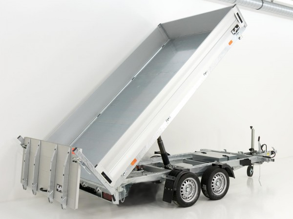 Multidreiseitenkipper VMDK 185x350cm 3,0t|Ladefläche kippbar|Vezeko