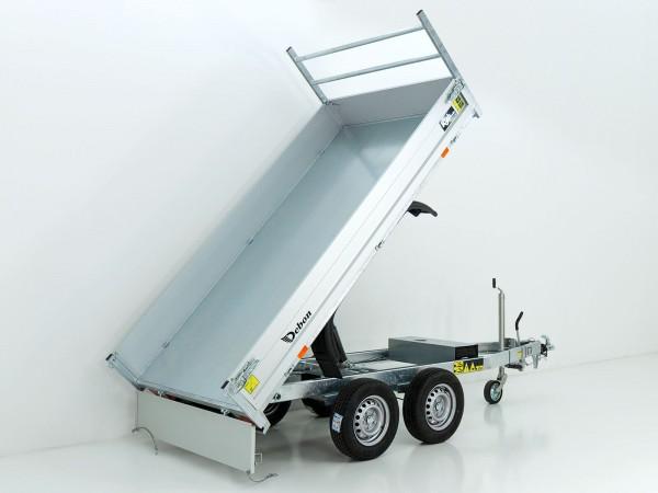 Heckkipper DK 155x305cm 2,0t|E-Pumpe|Aktion|Debon