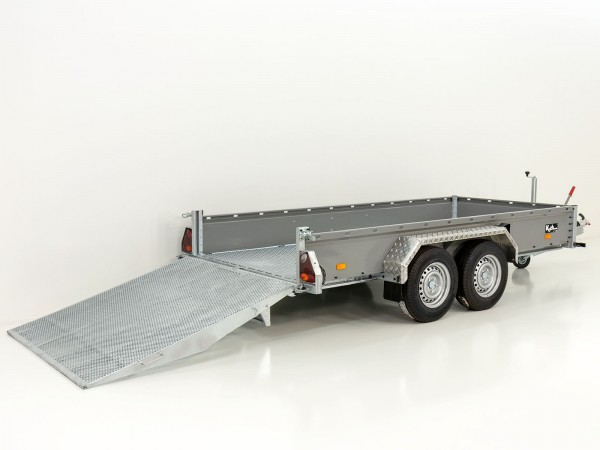 BA 155x360cm 3,5t Rampe