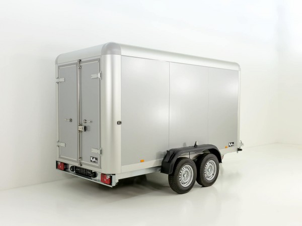 Koffer Sandwichkoffer Rundecke 175x366cm Höhe:190cm 3t