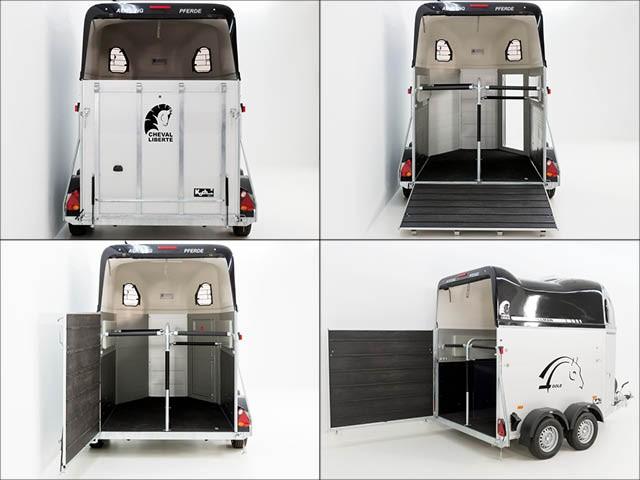 gold aluline alu boden pullman sattelkammer cheval. Black Bedroom Furniture Sets. Home Design Ideas