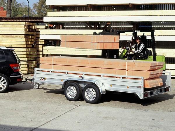 Koch-Anhänger 185x400cm 2600kg Typ 10.26