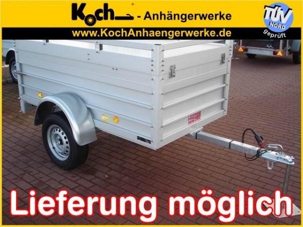 105x205cm 750kg + Deckel Höhe 65cm U2
