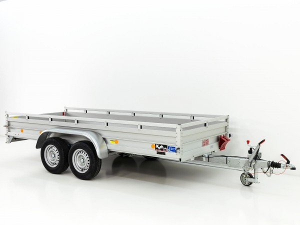 Koch-Anhänger 150x400cm 2600kg|Typ 9.26|Koch
