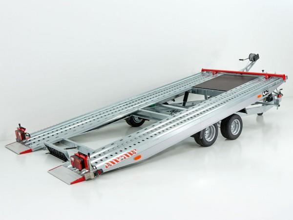 Autotrailer Race Master Maxi Profi 2,7t Stahl