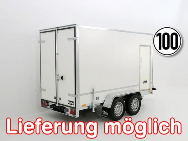 Kofferanhänger BK 146x304cm Höhe:180cm 2,0t - Seitentür