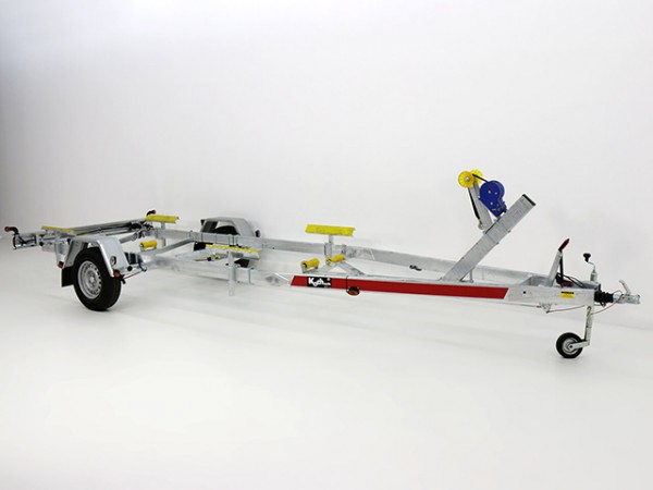 Bootstrailer ECO 150 für Boote bis ca. 6,5m