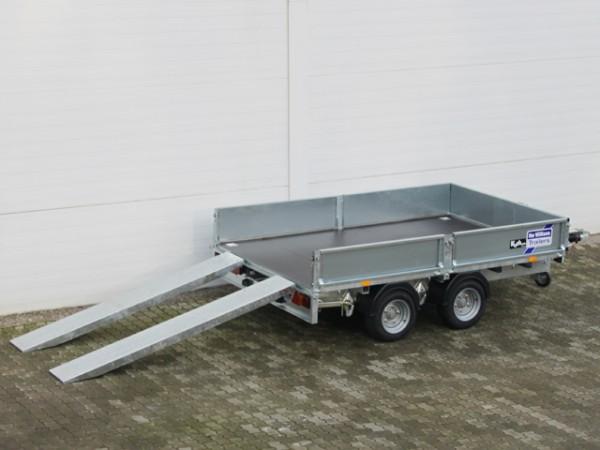 Hochlader 198x301cm 3,5t Typ:LM106G