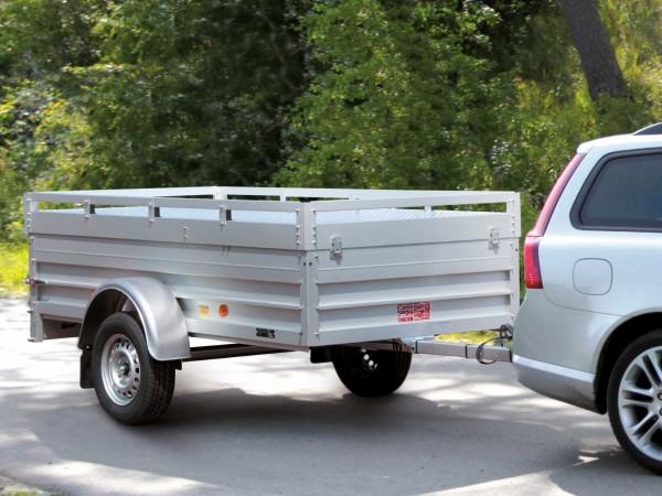 Deckelanhänger 125x250cm 750kg U4 Deckel - Angebot