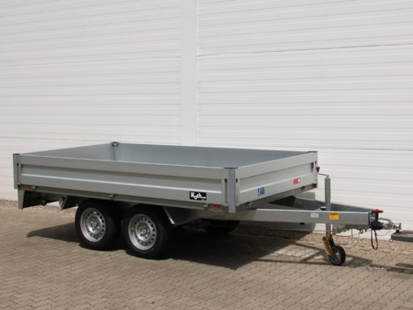 Hochlader UHL 175x306cm 2,6t 14Zoll