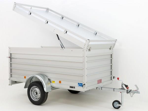 Deckelanhänger 125x250cm Höhe:95cm 750kg|Typ U4|Koch