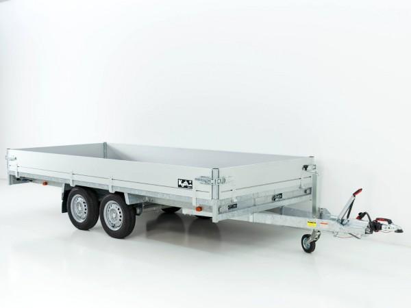 Hochlader AHL 178x405cm 3,0t|Rampen|Anssems