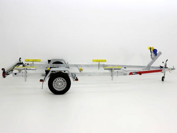 Bootstrailer ECO 150 KS für Boote bis ca. 6,5m