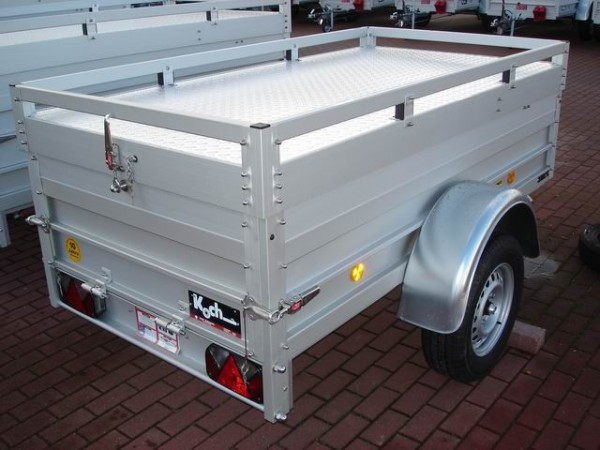 105x205cm 750kg + Deckel, Höhe:50cm U2