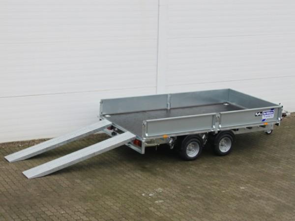 Hochlader 198x362cm 3,5t|Typ:LM 126G|Ifor Williams