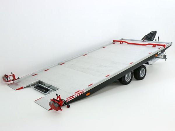 Autotrailer Race Master Maxi Profi 208x500cm 3,0t E-Winde