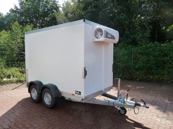 Kühlkofferanhänger VZ Basic 146x299cm Höhe:193cm 2,7t Vezeko