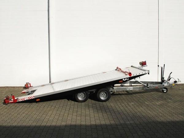 Autotrailer Race Master Profi Alu 194x460cm 2,7t Vezeko