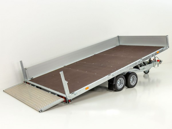 Hochlader 210x415cm 3t Ladefläche kippbar