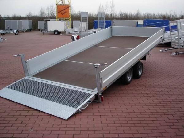 Hochlader UHL 204x426cm 3t|Ladefläche kippbar|Unsinn
