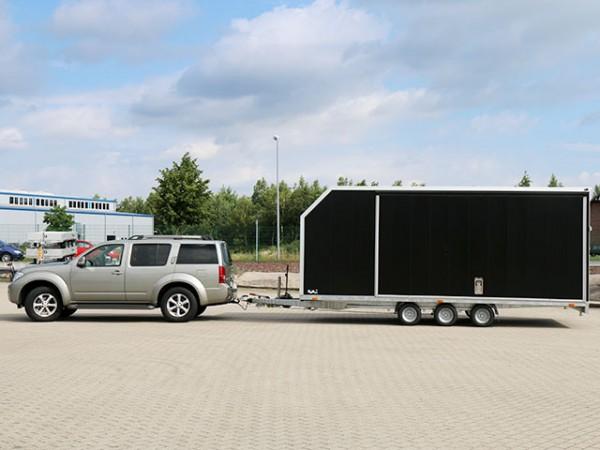 Autotrailer Cargo Race Master 215x550cm Höhe:180cm 3,0t|E-Winde|Vezeko