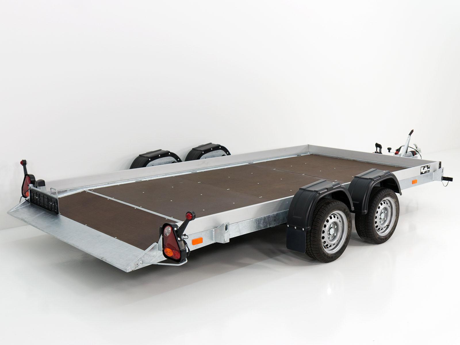 absenkanh nger tandem 189x394cm 3 5t motorrad anh nger. Black Bedroom Furniture Sets. Home Design Ideas