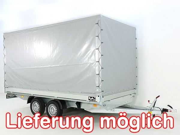 Hochlader 200x400cm 2,7t|Hochplane 200cm|Blyss