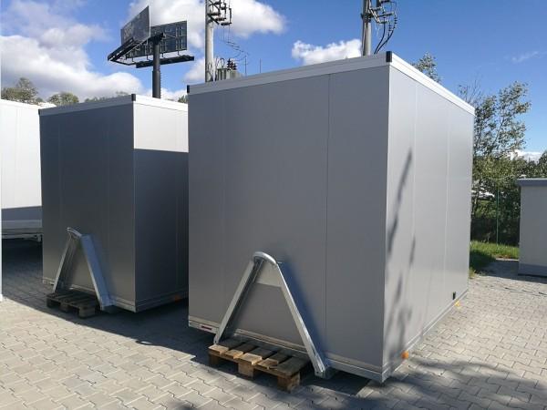 Sandwichkoffer Aufbau 260x176x200cm für KONOS|Hakengerät