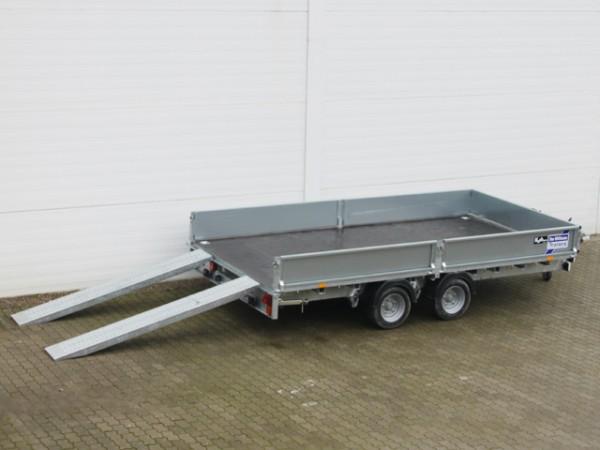 Hochlader 225x423cm 3,5t Typ:LM147G