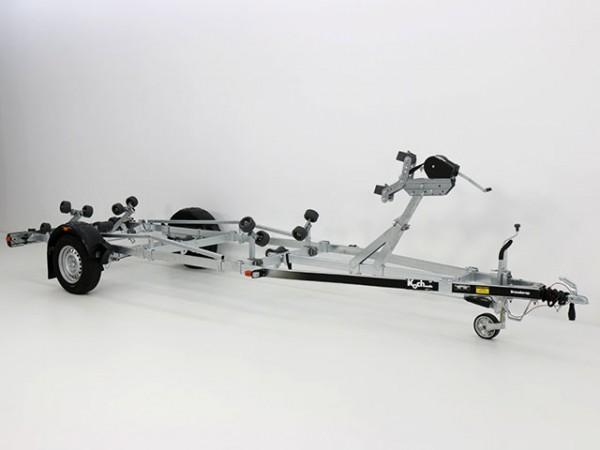 Bootstrailer PL130 für Boote bis 6,00m