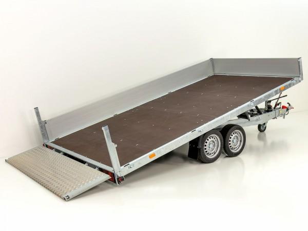 Hochlader VZ 210x415cm 3,5t|Ladefläche kippbar|Vezeko