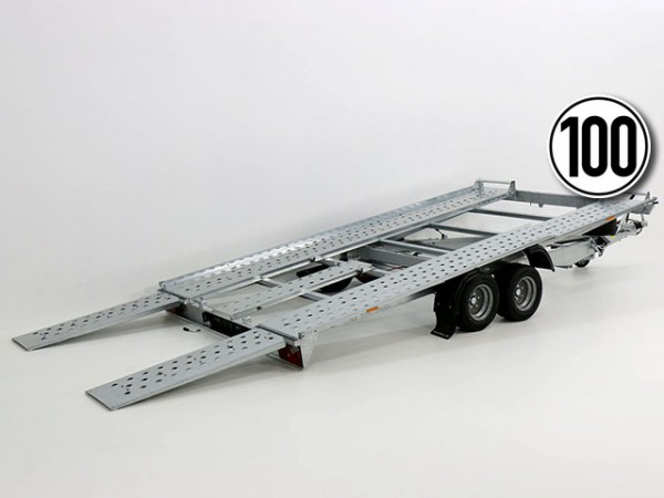 Autotrailer FS2 195x400cm 2,5t kippbar