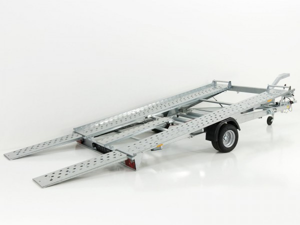 Autotrailer FS1 195x350cm 1,5t kippbar