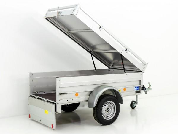 Deckelanhänger 105x205cm Höhe:45cm 750kg Typ U2 - Angebot