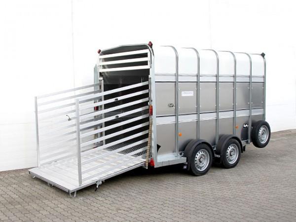 Viehtransporter 178x366x213cm 3,5t