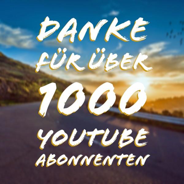 1000-Youtube-Abonnenten