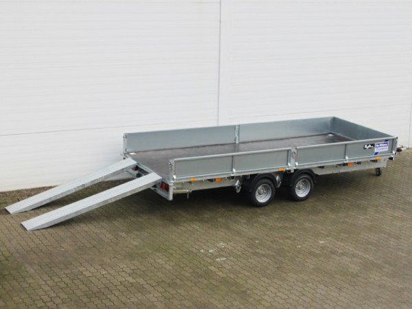 Hochlader 198x477cm 3,5t|Typ:LM 166G|Ifor Williams