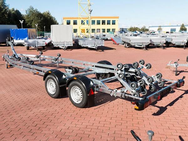 Bootstrailer PL250 für Boote bis 7,80m