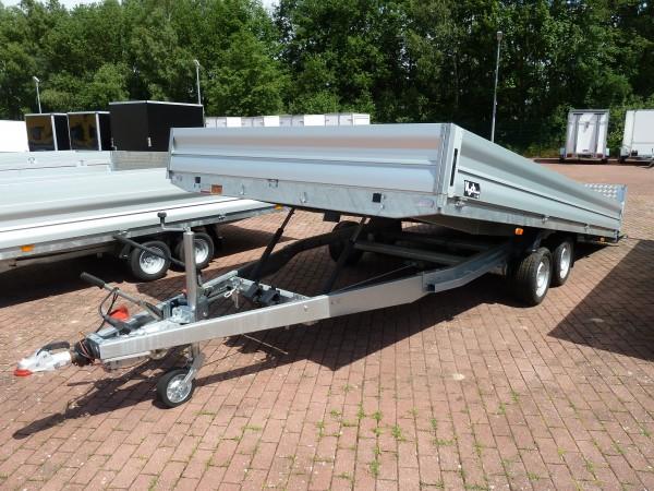 Hochlader J35.5MAX|247x515cm 3,5t|Ladefläche kippbar|Vezeko
