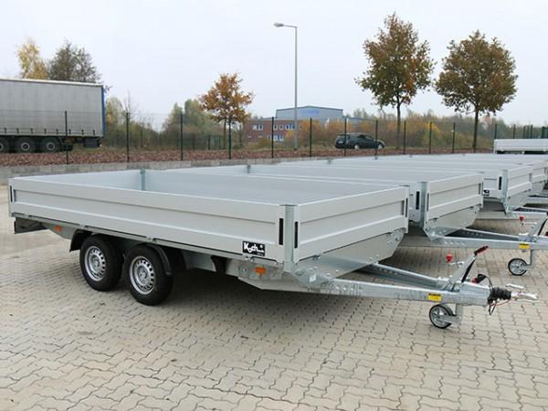 Hochlader 200x400cm 2,7t