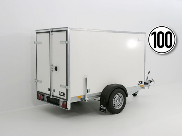 Kofferanhänger BK 130x264cm Höhe:150cm 1,3t