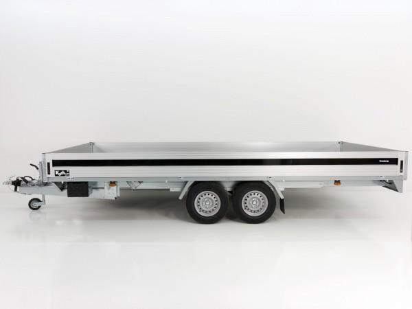 Hochlader 180x417cm 3,0t Profi