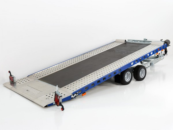 Autotrailer Sprint Master Alu 203x460cm 2,5t mit Holz