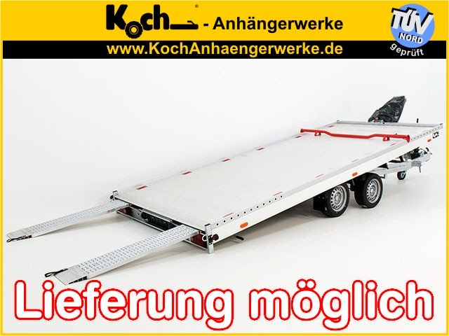 autotrailer jumbo light 210x520cm 3 5t e winde. Black Bedroom Furniture Sets. Home Design Ideas