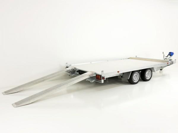 Autotrailer Maxi Load Universal L420 204x420cm 3,5t