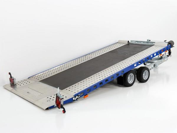Autotrailer Sprint Master 203x460 3,0t mit Holz