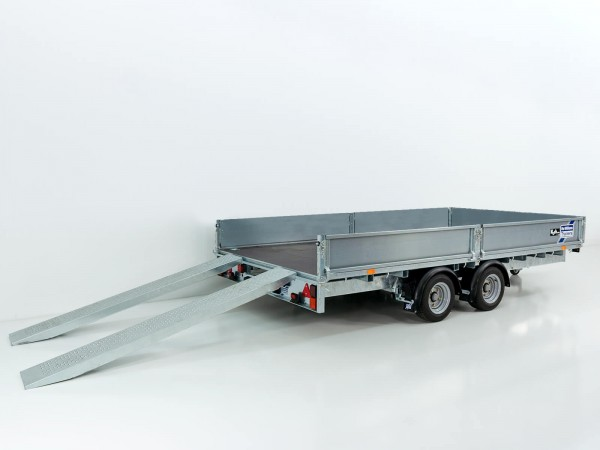 Hochlader 198x423cm 3,5t|Typ:LM146G|Ifor Williams